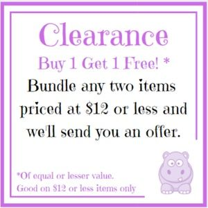 Last Chance Clearance | Everything must go!